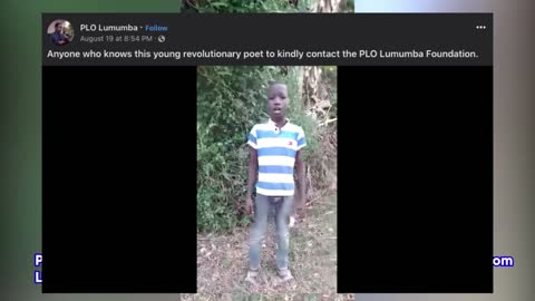 Prof. PLO Lumumba looking for talented Kid from Likoni whose poetic recital went viral