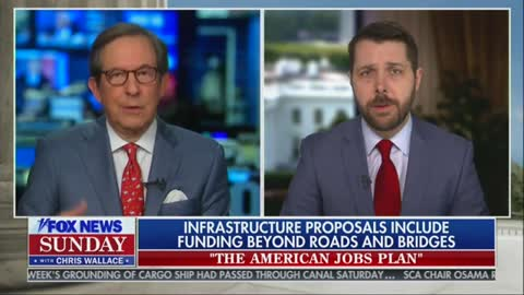 Biden's Economic Guy Seriously Tried To Defend Infrastructure Spending