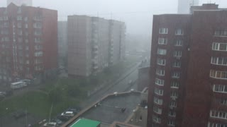 Raining in Russia - Video