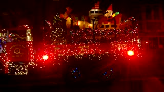 Holiday Lights Parade - Video
