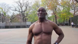 Very Fit 60 Year Old - Video