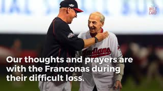 Tito Francona Dead At 84 Years Old - Video