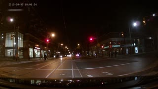 Red Light Running - Video