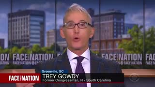 Trey Gowdy stands by comments about private hearings