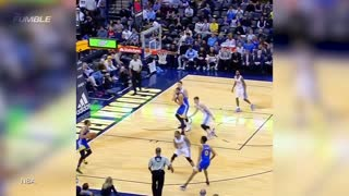Steph Curry AIRBALLS Signature 3-pointer, Nuggets MAKE IT RAIN 24 3's IN HIS FACE - Video