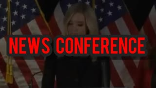 News CONFERENCE with Kayleigh