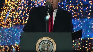 Trump Ends the War on Christmas with Biblical Speech - Video