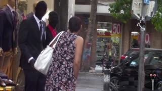 Giving people heart attacks mannequine prank