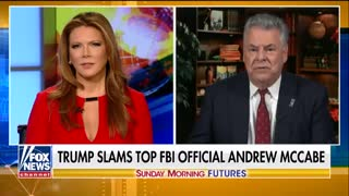 GOP Rep Peter King: If There's Any Collusion, It's the FBI, Clinton Campaign, Russia - Video