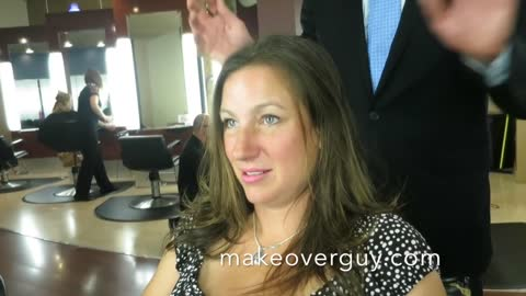 MAKEOVER: 40th Birthday, by Christopher Hopkins, The Makeover Guy®