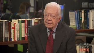Jimmy Carter — I Have A Hard Time Believing Jesus Would Approve Of Abortions - Video