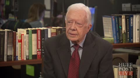 Jimmy Carter — I Have A Hard Time Believing Jesus Would Approve Of Abortions