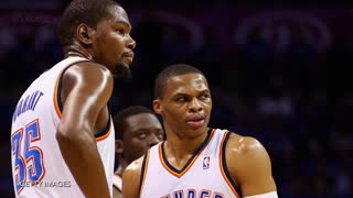 Is Russell Westbrook's Singing A Message to Kevin Durant? - Video
