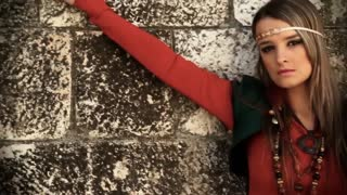 cultures from around the world - Gypsy Costume, Modeling in Jerusalem Episode 1 - Video