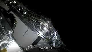 Hollywood-like footage shows SpaceX deployment of 60 satellites