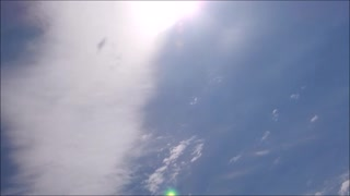 Oddly Satisfying Sun and Cloud Time Lapse  - Video