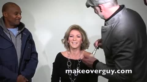 Sexy Past 60: A MAKEOVERGUY Makeover