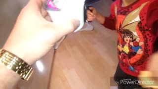 PRANK - milk and vinegar prank failed - Video