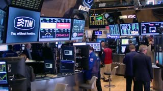 Retail sales data helps lift stocks - Video
