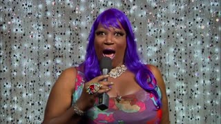 "Hey Qween BONUS!: Lady Red Couture Sings ""Rich White Woman"" - Video"