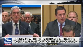 Hearing: Nunes makes Opening statement