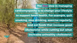 How To Effectively Treat Cardiomyopathy