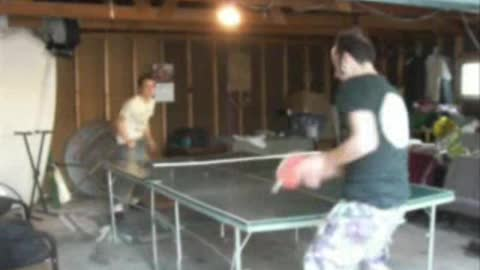 Organ Haus Ping Pong Tournament