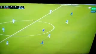 Luis Suarez fantastic goal vs Espanyol - Video