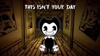"Bendy and the ink machine song ""Build Our Machine"" by DA Games - Video"