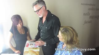 MAKEOVER:Make Me Beautiful, by Christopher Hopkins, The Makeover Guy® - Video