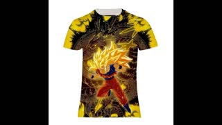 Dragon Ball Z Merchandise - Video