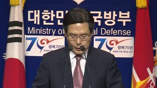 South Koreans near North border evacuate - Video