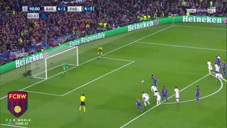 El gol de penalti de Neymar vs PSG - Video