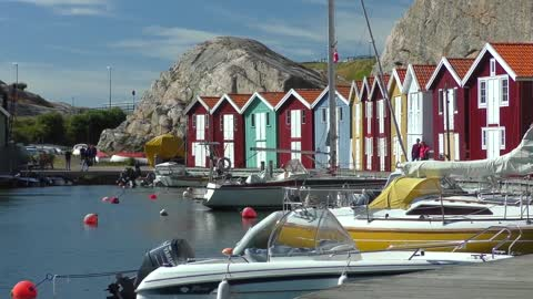 Best place for vacation in the coast of Sweden