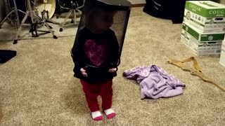 Toddler in Cage - Video