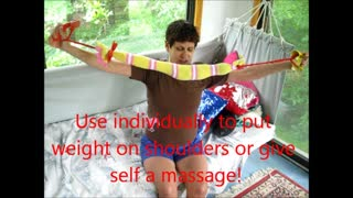 Stretchy, Weighted Sock Activity for Children with Sensory Processing Disorders  - Video