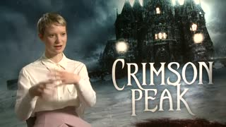 """Crimson Peak"" is a new take on gothic romance genre - Video"