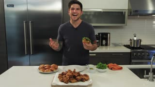 How to Deep Fry: Chicken Mini Sliders - Video