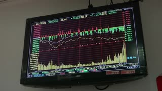 China jitters send stocks tumbling again - Video