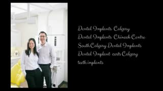 Dental Implants Calgary - Video