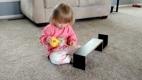 Toddler Measures Project