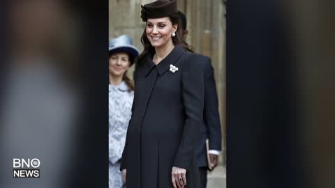 Prince William's Wife Kate Gives Birth to Boy