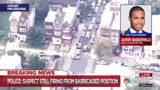 6 officers wounded during Philadelphia rowhouse shooting