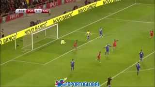 VIDEO: Ronaldo with a great header goal vs Andorra - Video