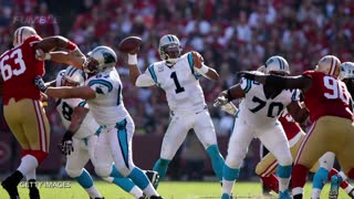 Cam Newton Addresses Illegal Hits Against Him, NFL Punishes Broncos - Video