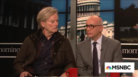 SNL Cold Open Mocks Joe and Mika, Unveils Bill Murray as Steve Bannon