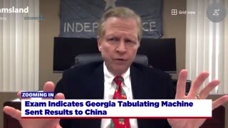 Dominion Voting Machines Linked Back To China