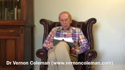 Dr. Vernon Coleman get emotional, Covid Vaccine