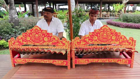 Bali Traditional Bamboo Music | Stress Relieving Music