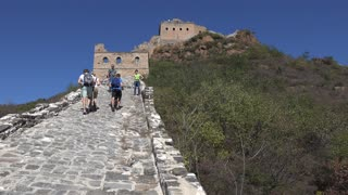 Great Wall of China: Jinshanling to Simatai - Video